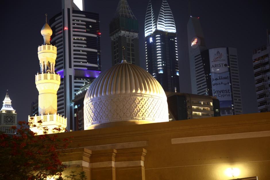 #RamadanLens: SZR Mosque