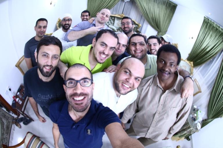 Ramadan Lens: Post-iftar selfie