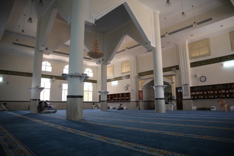 #RamadanLens: Empty Mosque