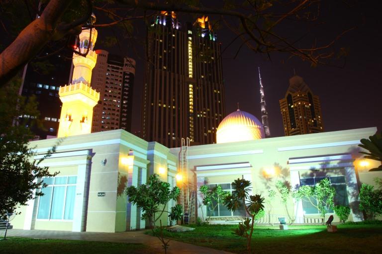 Mosque & Burj #RamadanLens