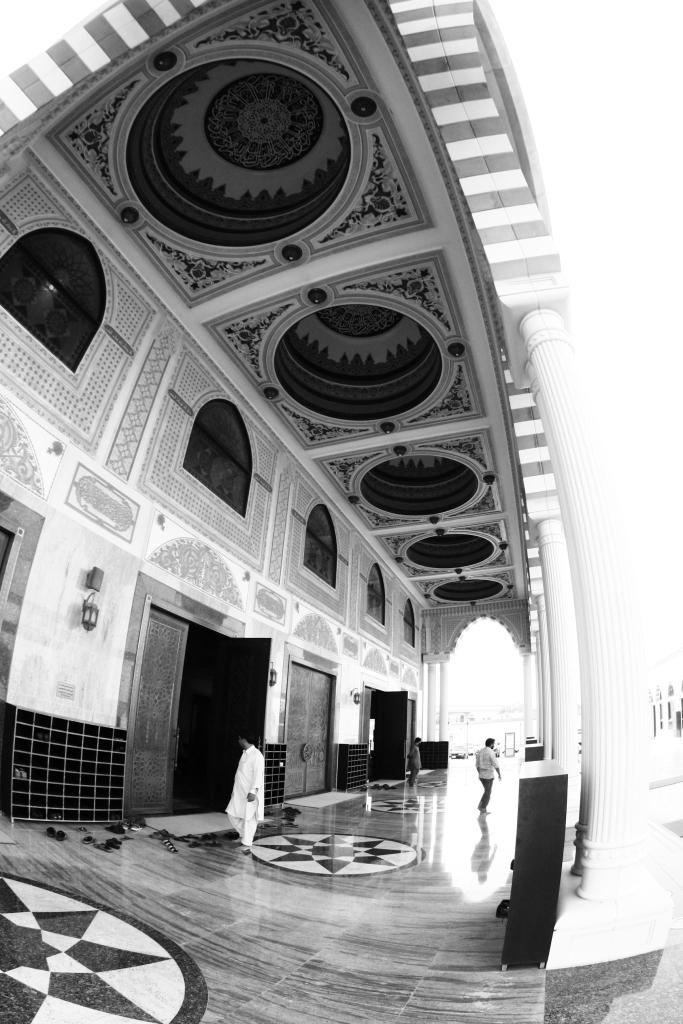 #RamadanLens: A Mosque's entrance