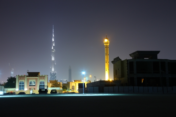 #RamadanLens: Mosque & Burj