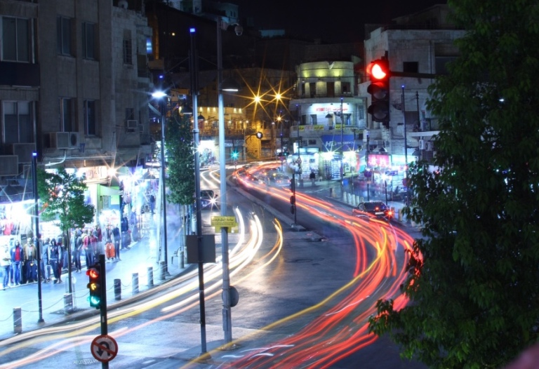 Downtown Amman