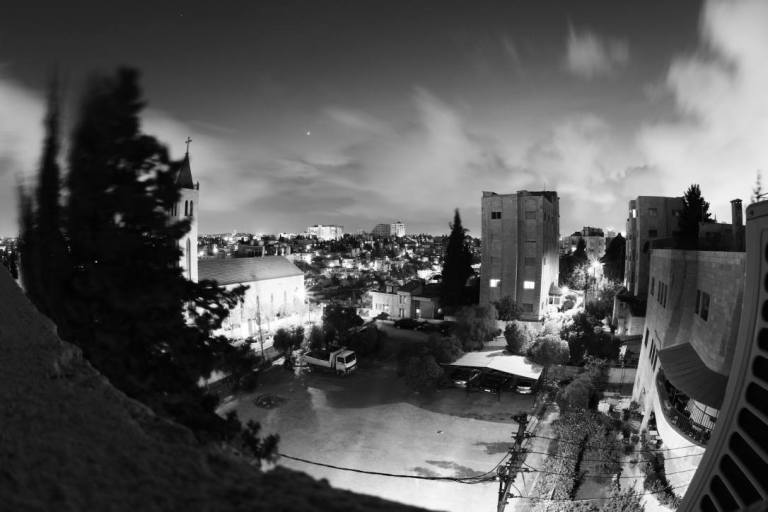 Good night Amman #Omography